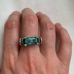 Lagos Gemstone ring